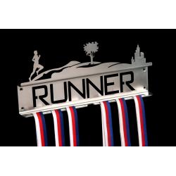 Běžec 3D